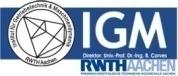 IGM - RWTH Aachen