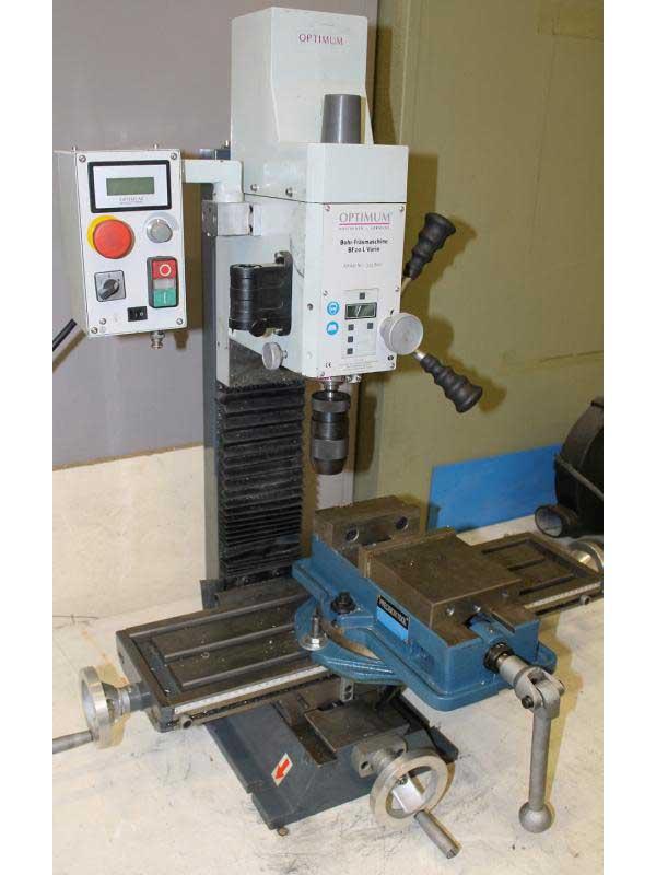 OTIMUM BF20 Fräsmaschine